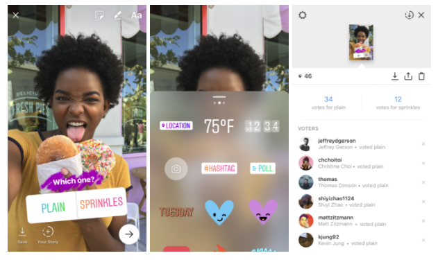 Instagram Adds Polls in Stories, New Creative Tools | Social Media Today