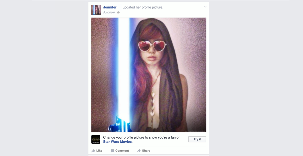 Could Facebook Frames be a New Option for Marketers? | Social Media Today