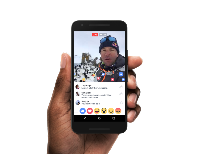 Facebook Announces Major Update for Facebook Live, Including New Discovery Tab | Social Media Today
