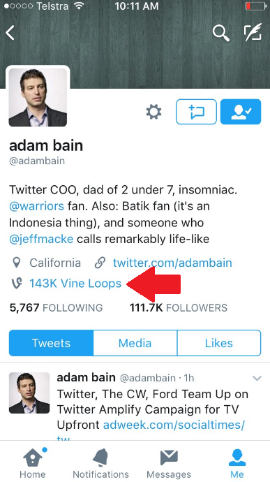 Twitter Adds New Periscope Display Option for Twitter Profiles | Social Media Today