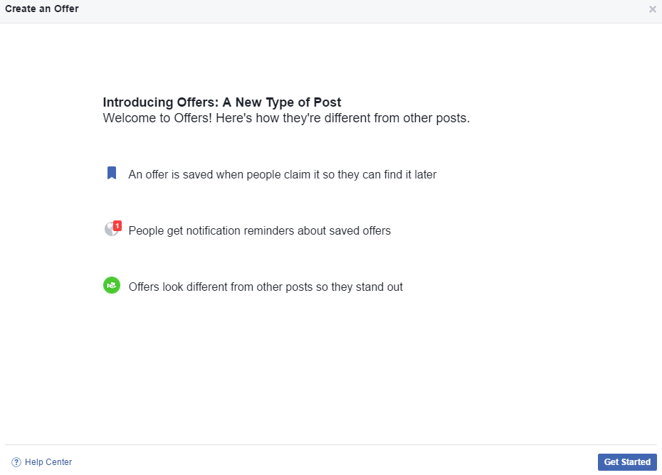 Facebook Adds New Post Prompts for Pages | Social Media Today