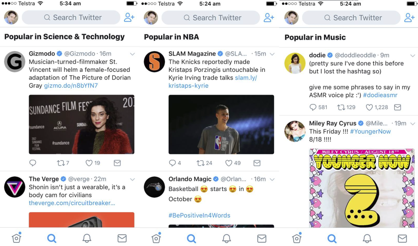 Twitter's Timeline is Becoming More Algorithm-Influenced - Here's How to Take Advantage | Social Media Today