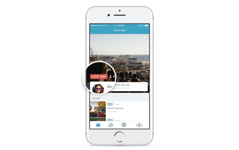 Twitter Introduces 360 Video on Twitter and Periscope | Social Media Today