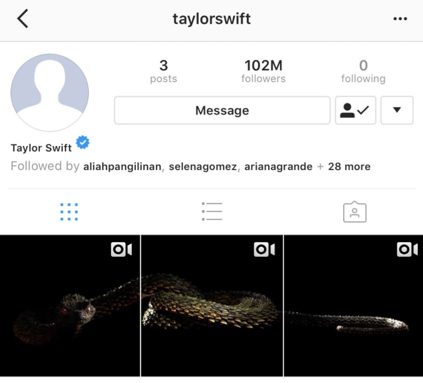 What Taylor Swift's Social Media Blackout Can Teach You About Reinvention | Social Media Today