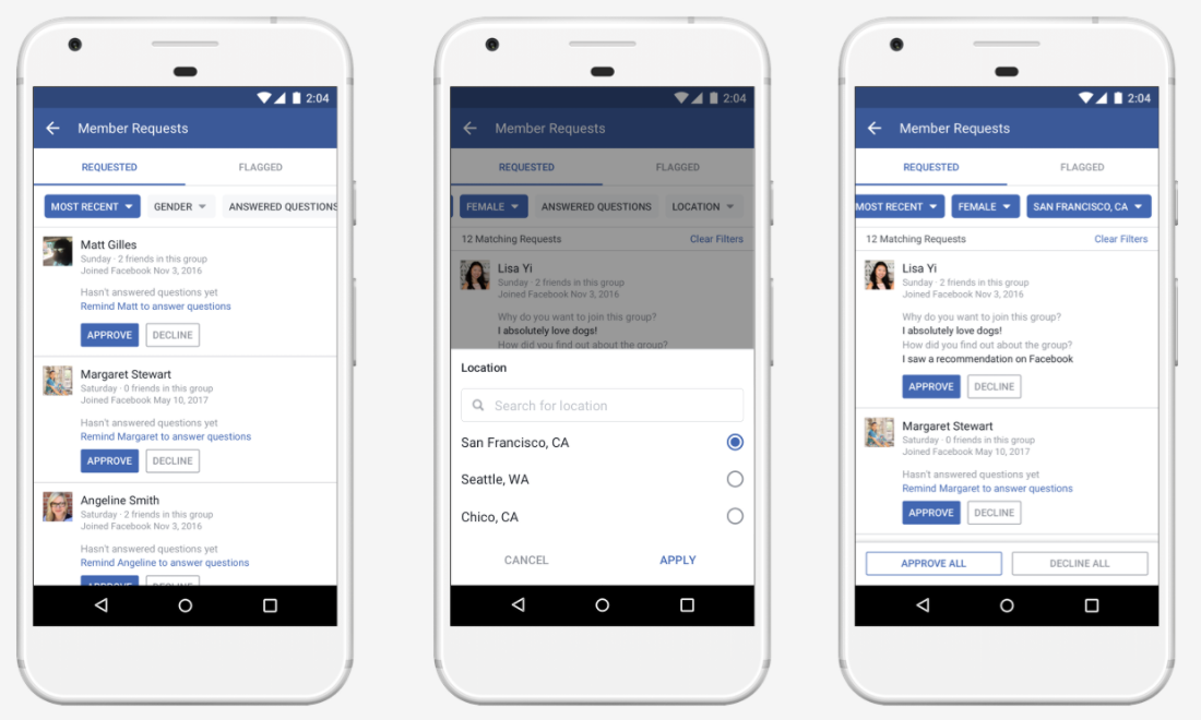 Facebook Announces New Tools for Groups, Updated Mission Statement | Social Media Today