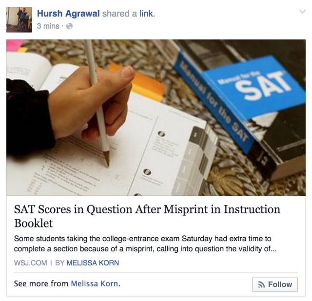 Facebook Introduces Authorship to Help Readers Follow Content Creators | Social Media Today