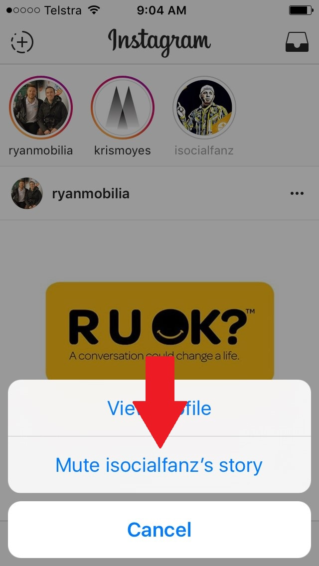 Instagram Adds Mute, Save and Colored Text Options to Stories | Social Media Today