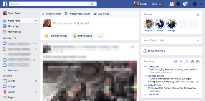 Facebook Stories are Coming to Desktop - and Could Still Become a More Significant Facebook Element | Social Media Today