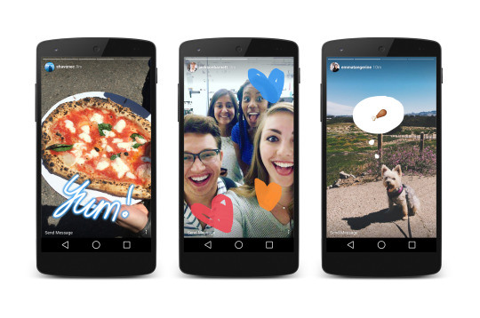 Instagram Launches New Feature That's Exactly Like Snapchat Stories | Social Media Today