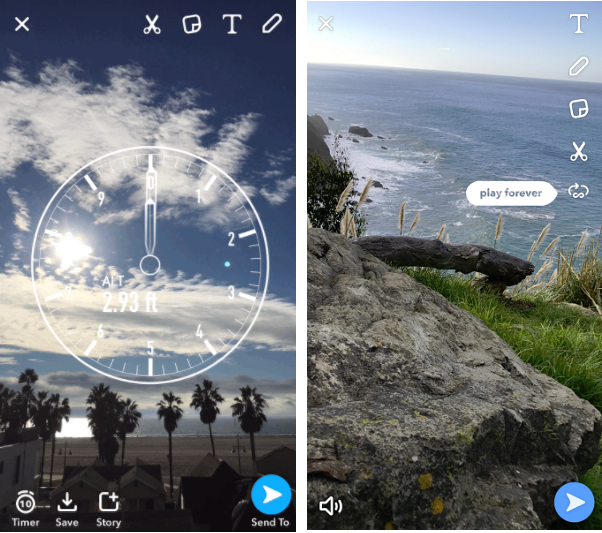 Snapchat Adds New Creative Tools, Updated Composer Layout | Social Media Today
