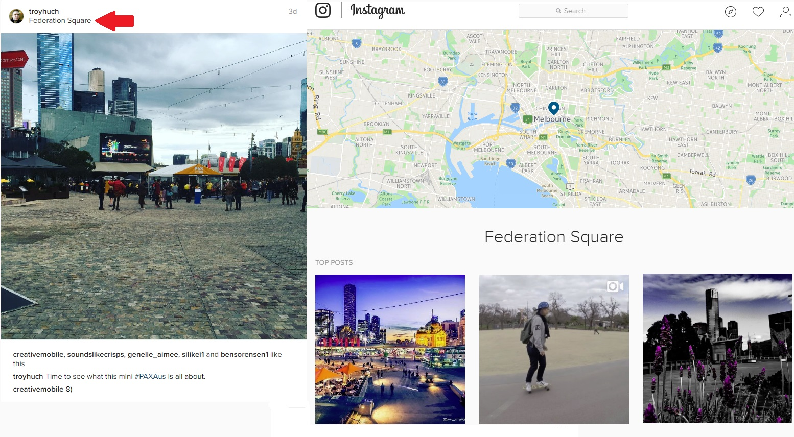 Instagram Removing Photo Maps Option, Adds New Light Level Detection Tool | Social Media Today