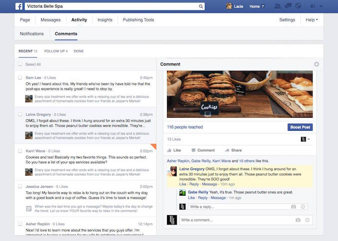 Facebook Updates Page Features, Adds New Page Responsiveness and Messaging Tools | Social Media Today