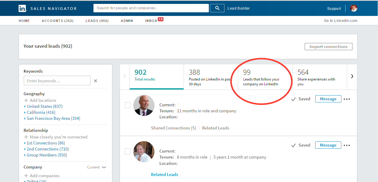3 Ways to Use LinkedIn Sales Navigator to Boost Your Sales Performance | Social Media Today