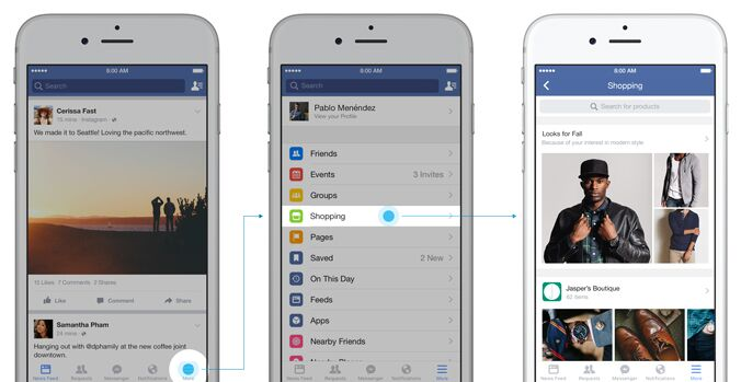 How Facebook Plans to Become THE Online Shopping Destination and Dominate eCommerce | Social Media Today