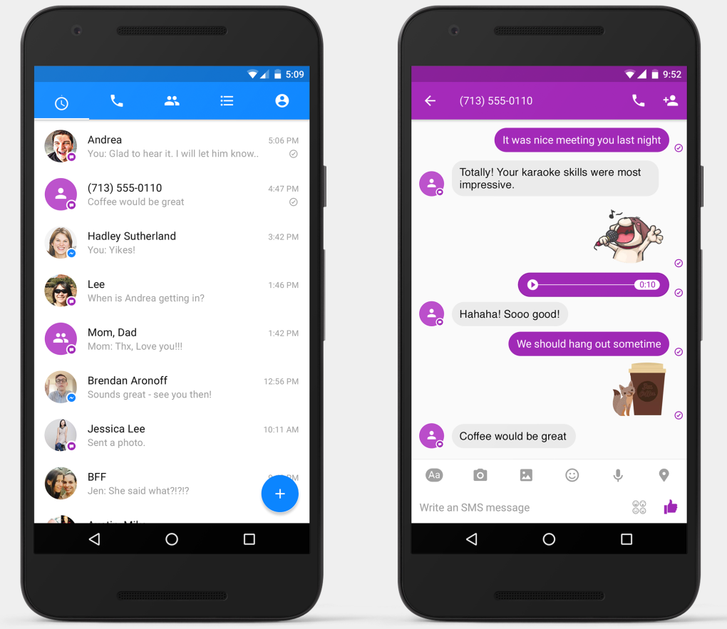 Facebook Re-Vamps Messenger to 'Reinvent the Inbox' | Social Media Today