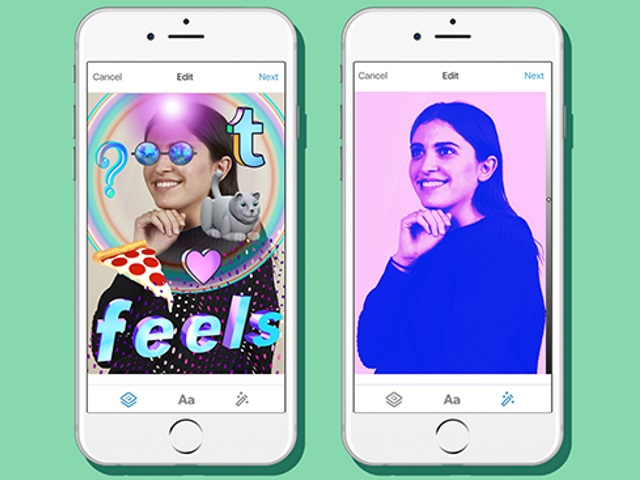 Tumblr Adds Image-Enhancing Stickers and Filters | Social Media Today