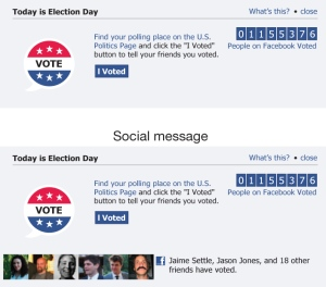 Could Facebook Influence How You Vote? The Rising Role of Social in the Electoral Process | Social Media Today