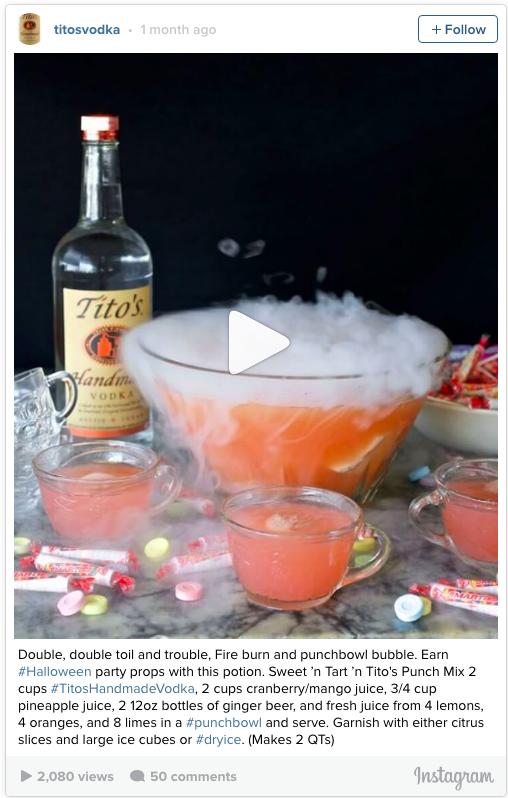 3 Tactics Tito's Handmade Vodka Used to Increase Organic Social Impressions | Social Media Today