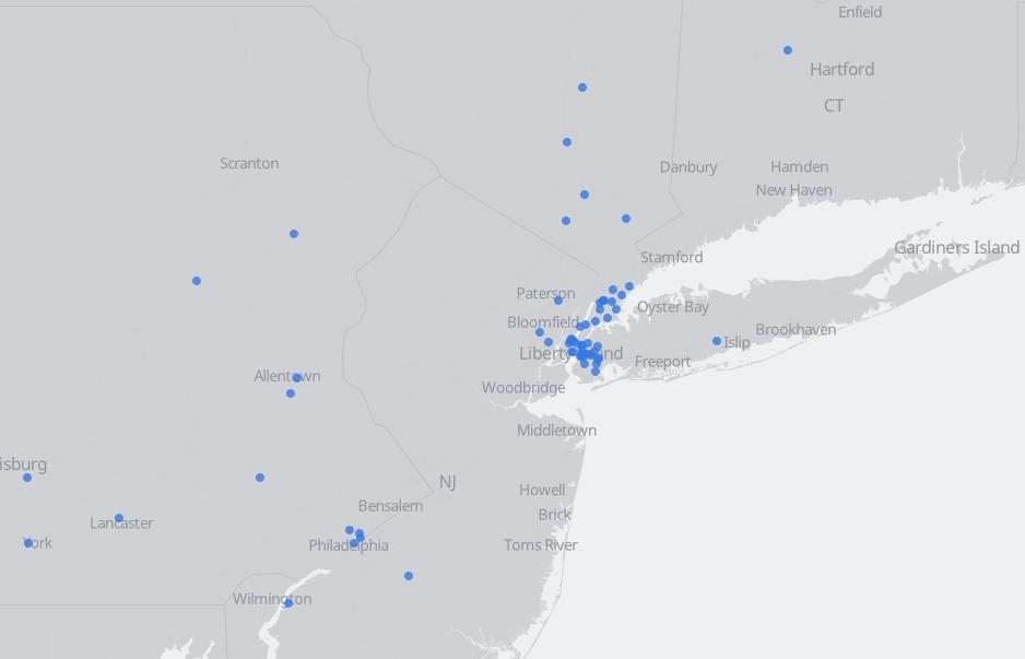 Facebook Updates Live Streaming Map, Extends Access to Desktop | Social Media Today