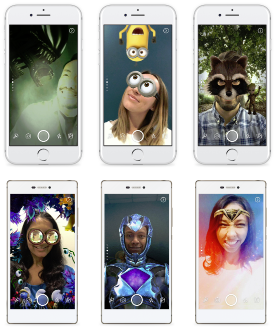 Facebook Announces Launch of Snapchat-Like Stories in their Main App | Social Media Today