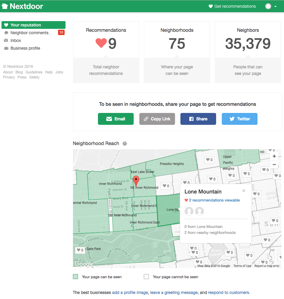 What Every Marketer Needs to Know About Local Social App 'Nextdoor' | Social Media Today