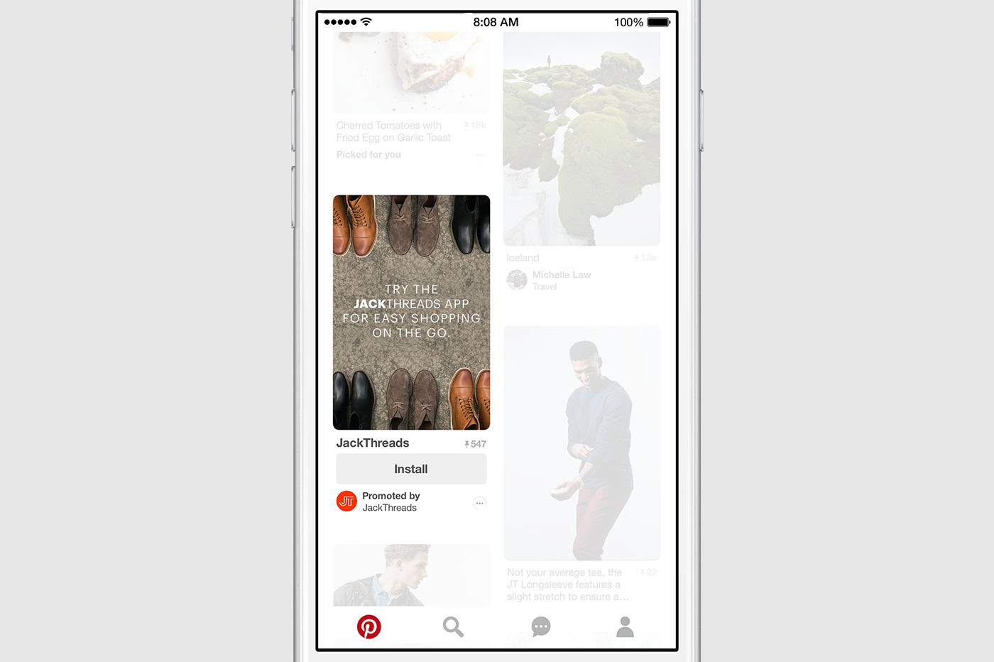 Pinterest Announces New Ad Options, Including One-Tap Pins | Social Media Today