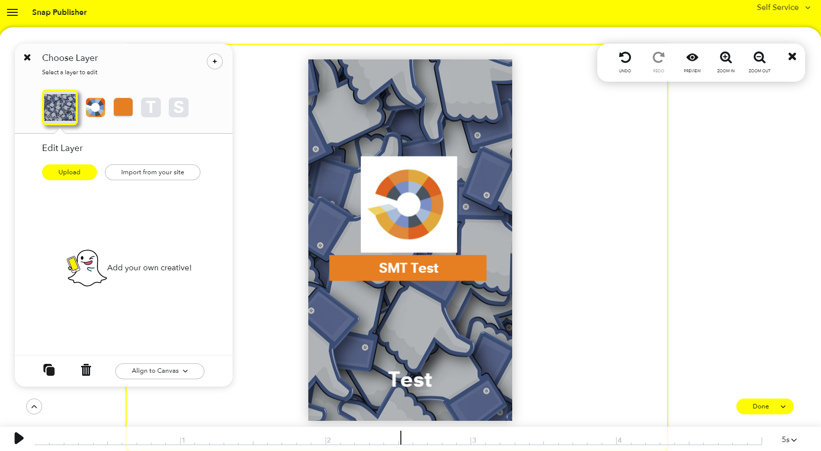 Snap Inc. Launches Snap Publisher Ad Creation Tool | Social Media Today