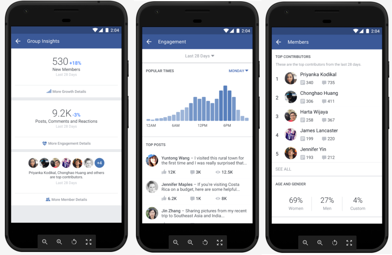 Facebook Announces That all Pages Can Now Create Linked Groups | Social Media Today