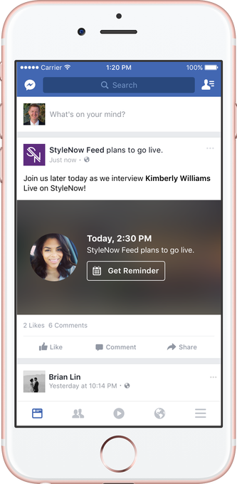 8 Reasons Brands Should Use Facebook Live | Social Media Today