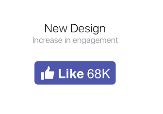 Facebook's Launching a Re-Designed Like Button and New Chrome Apps to Boost Engagement | Social Media Today