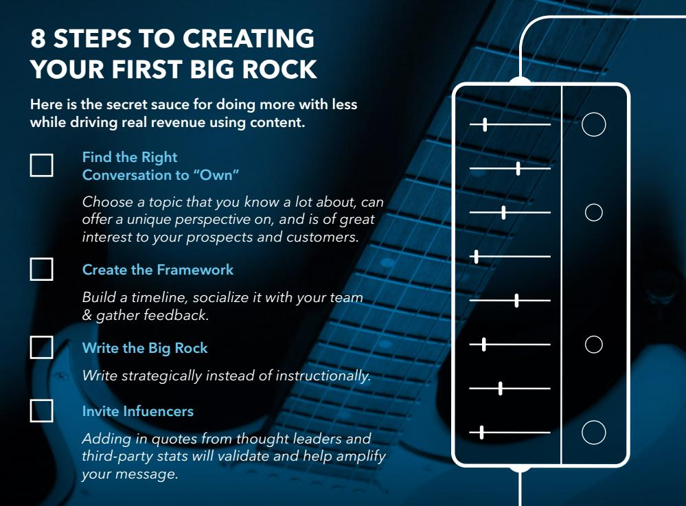 LinkedIn Rocks Content Power Chords with New Content Strategy Guide | Social Media Today