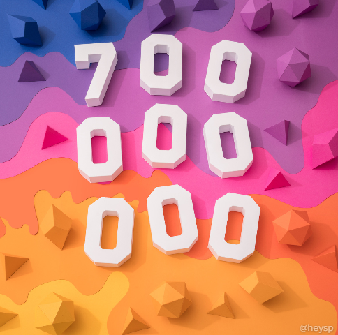 Instagram Now Up to 700 Million Monthly Active Users, Growing Faster Than Ever | Social Media Today