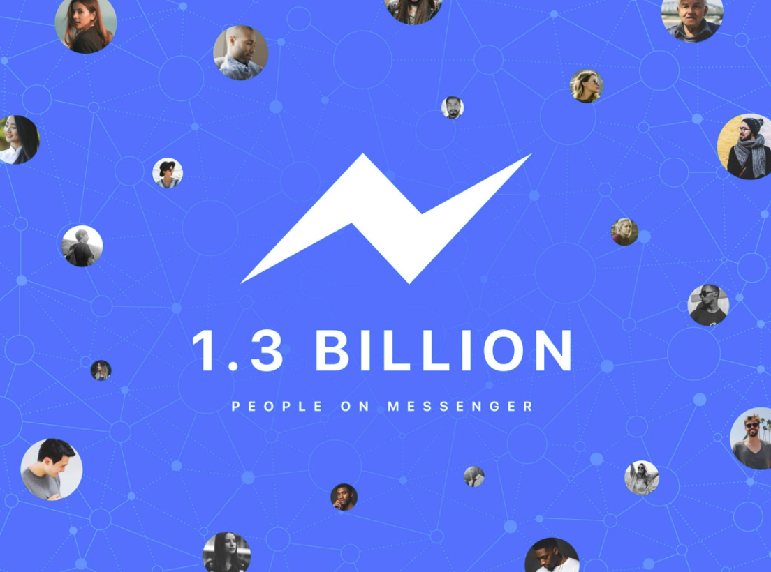 Facebook Reveals 'Messenger Day' Usage Data as Messenger Climbs to 1.3b MAU | Social Media Today