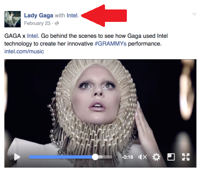 Facebook's Making Branded Content Tags Available to Pages | Social Media Today