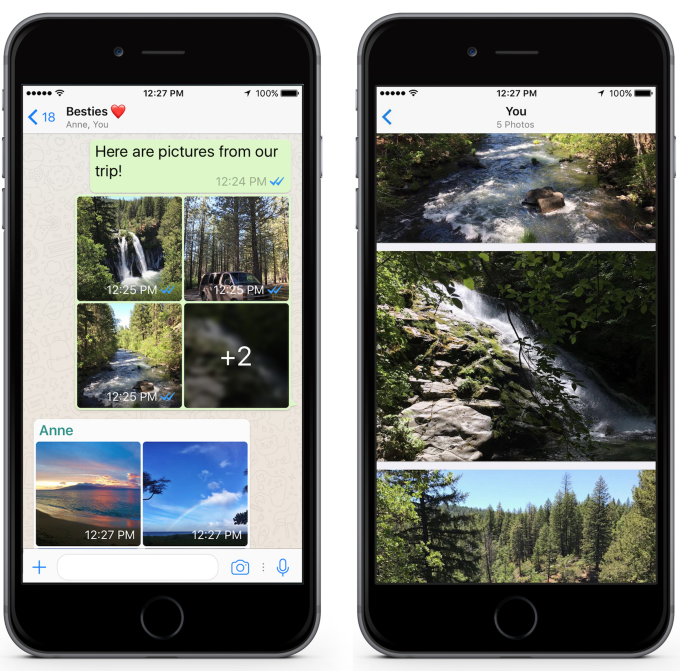 WhatsApp Adds New Visual Tools, Expanding the App's Use-Case | Social Media Today