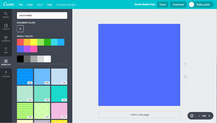 5 Free Tools to Help Create Visual Content for Social Media | Social Media Today