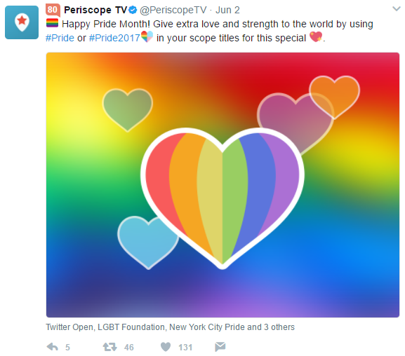 Celebrating Pride Month on Social - a Platform by Platform Guide | Social Media Today