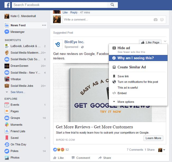 How to Spy on Your Competitors' Facebook Ads | Social Media Today