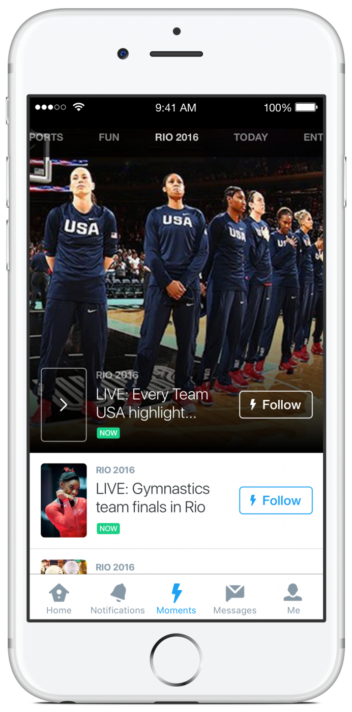 Facebook, Twitter Announce Tools to Help Users Celebrate the Rio Olympics | Social Media Today