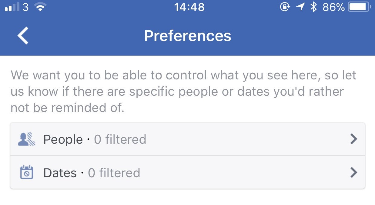 Facebook's Adding New Memories Reminders to Prompt More Sharing | Social Media Today