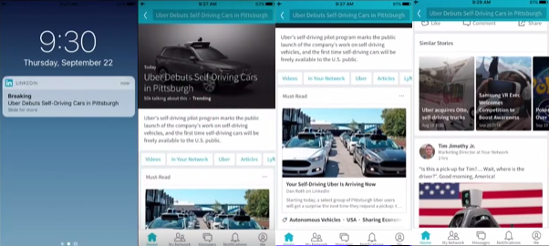 LinkedIn Announces New 'Trending Stories' Feed to Boost Content Engagement | Social Media Today