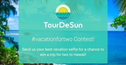 TourDeSun contest