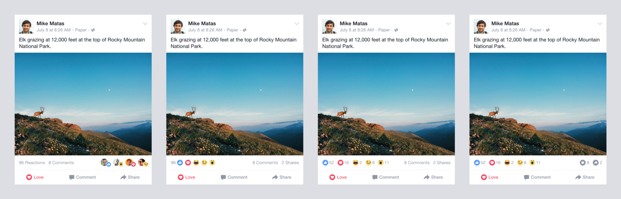 How Facebook's 'Reactions' Will Change the Game - An Overview for Marketers | Social Media Today