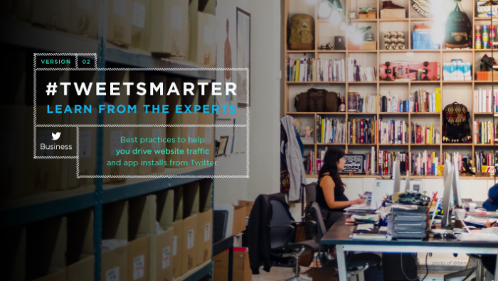 Twitter Launches #TweetSmarter to Help Advertisers Make Better Ads   Social Media Today