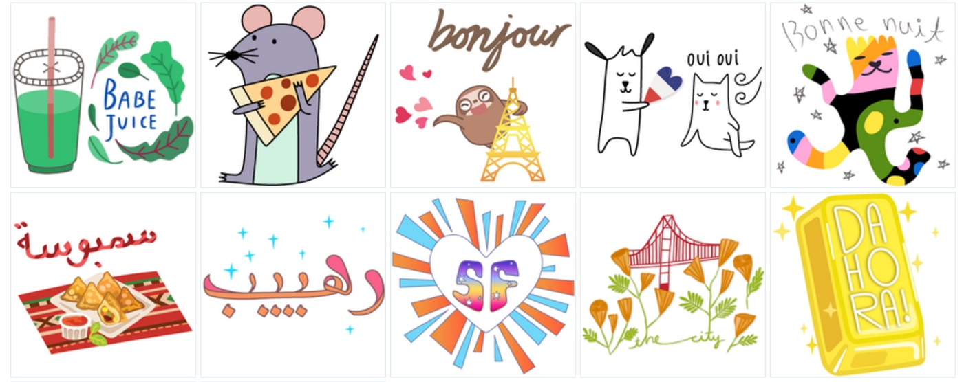 Snapchat Launches 'Geostickers', for More Location-Activated Customization | Social Media Today