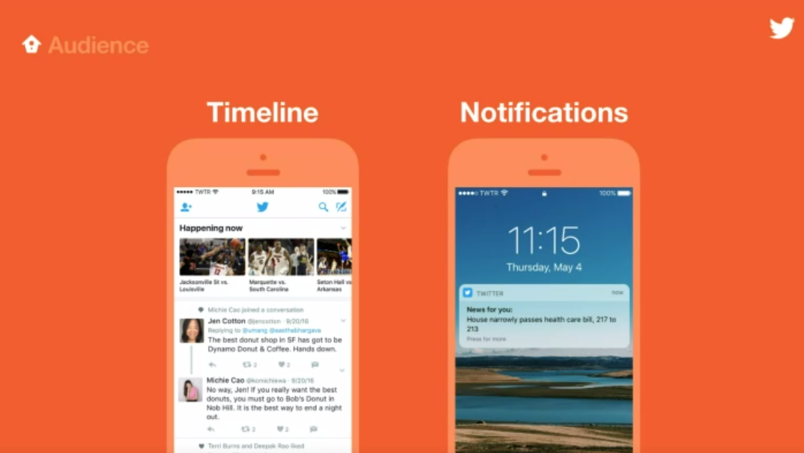 Twitter Reveals New Live Video Display Test at Shareholders Meeting | Social Media Today