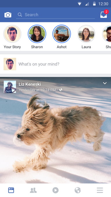 Facebook Expands Test of Facebook Stories, Their Next Big Snapchat Clone | Social Media Today