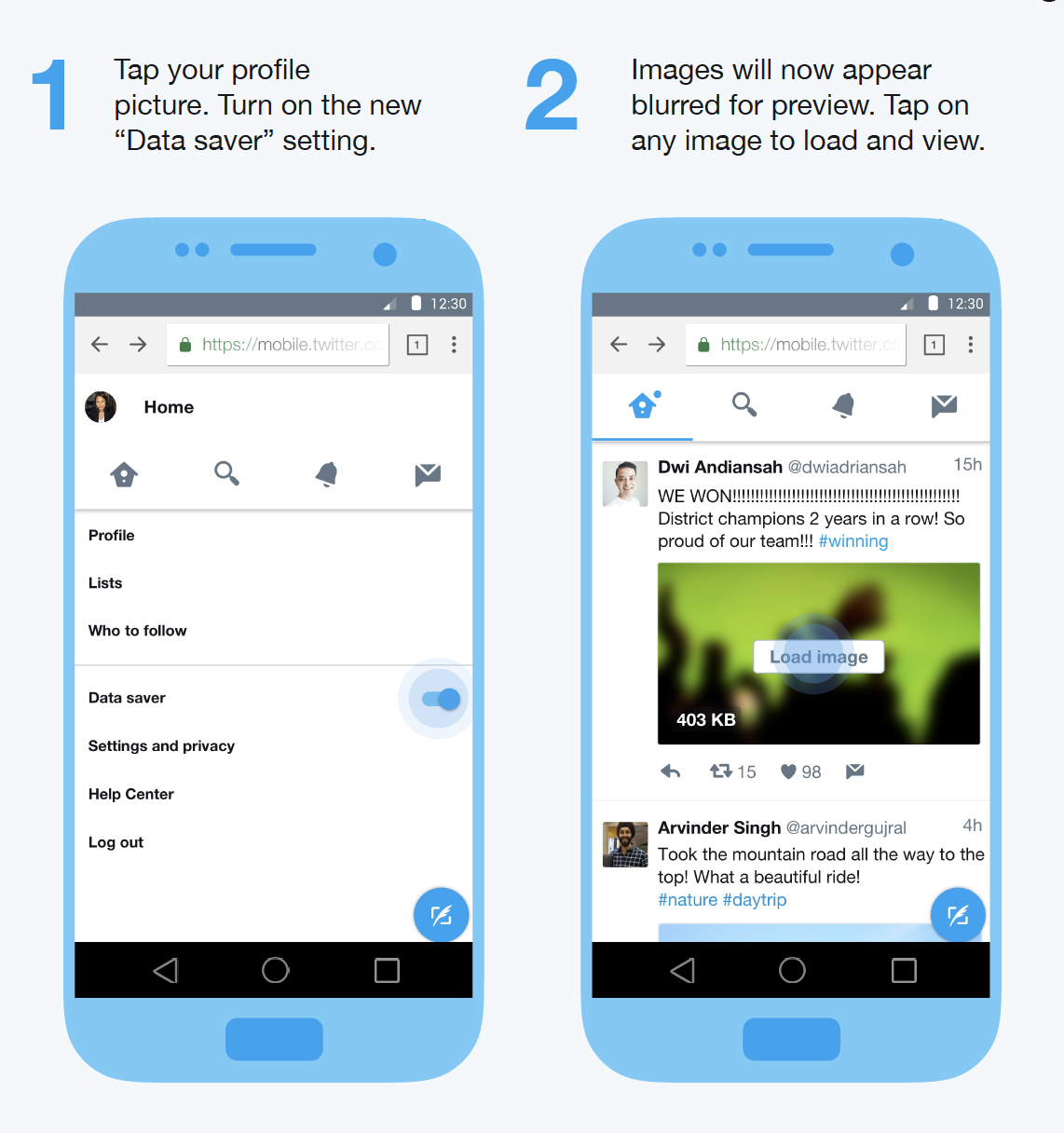 Twitter Releases New 'Lite' Version to Boost Connections in Emerging Markets | Social Media Today