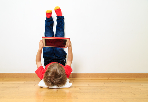 Kids Prefer Tablets Over TV - The Implications of the New Media Shift [Report]   Social Media Today