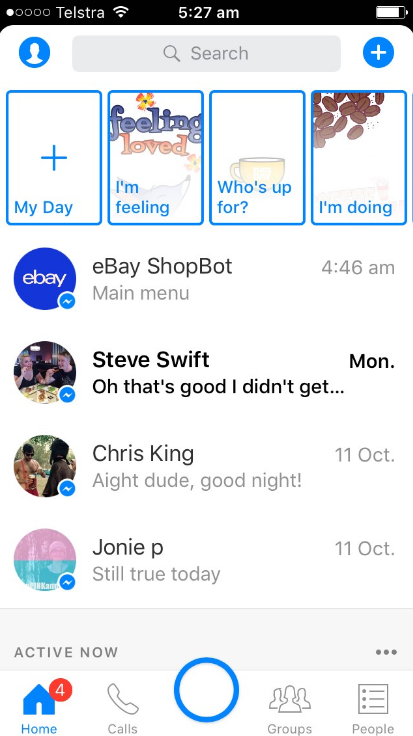 Facebook Rolls Out Snapchat-Like Messenger Day to All Users | Social Media Today